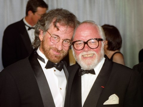 Richard Attenborough dead: Steven Spielberg and Sir Ben Kingsley lead tributes to late actor and director
