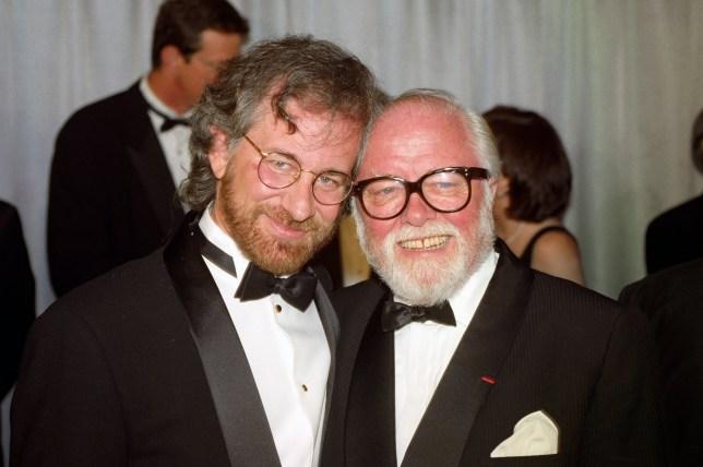Steven Spielberg, Richard Attenborough
