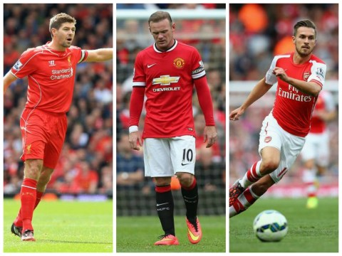 Arsenal duo Mikel Arteta and Aaron Ramsey top passing stats for Premier League opening weekend