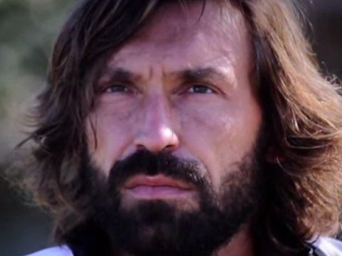 Juventus playmaker Andrea Pirlo unimpressed by Australian variety acts