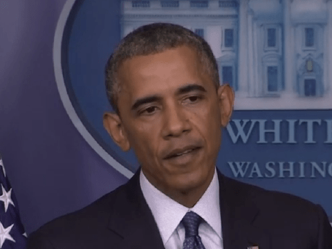 President Obama admits post 9/11 'We tortured some folks'