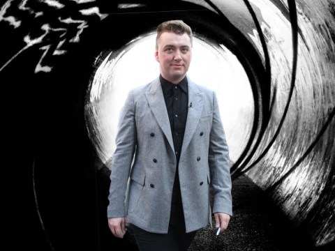Is Sam Smith being lined up to perform the next James Bond theme?