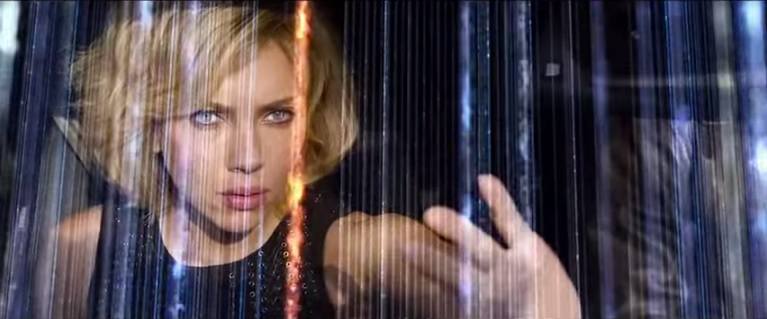 Scarlett Johansson in Lucy: 10 toughest female characters in TV and film