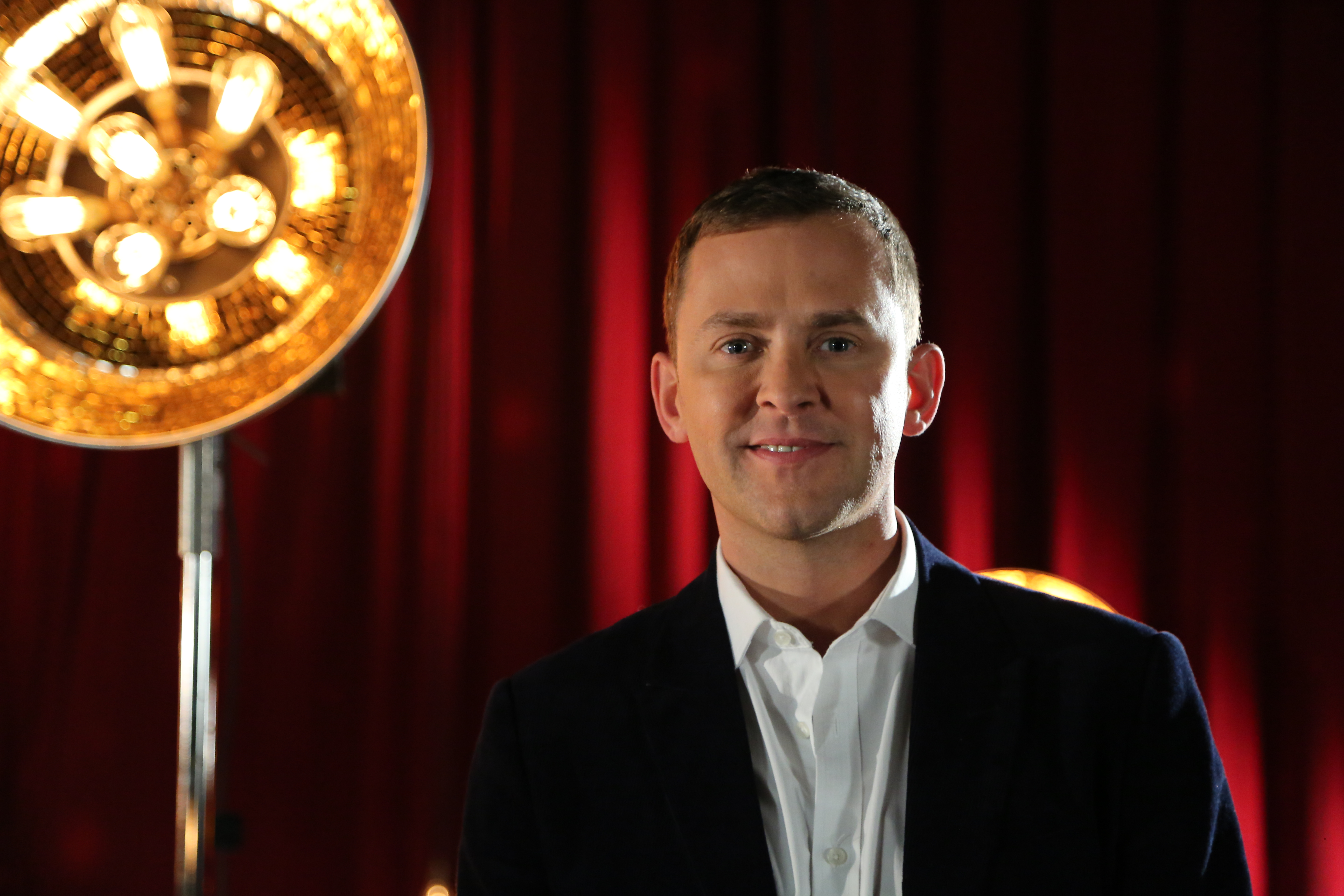 Radio 1 DJ Scott Mills announces he's signed up for Strictly Come Dancing 2014