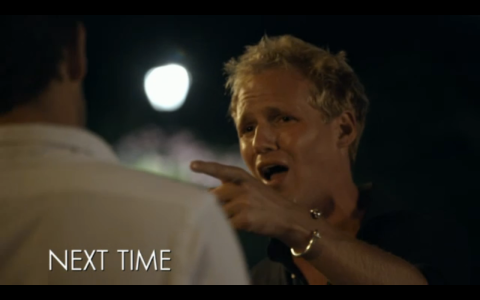 What did Alex Mytton do to make Jamie Laing cry at the end of Made In Chelsea New York?