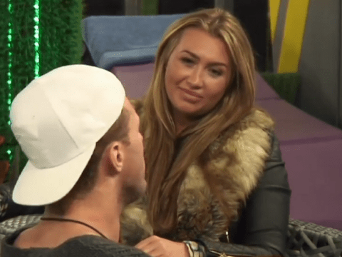 Celebrity Big Brother 2014: Lauren Goodger warned over her behaviour after she pees in the pool