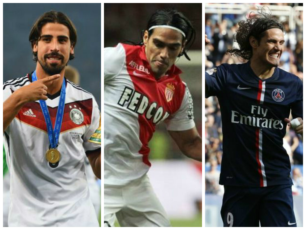 10 big transfers which could still happen – from Sami Khedira to Arsenal through Radamel Falcao to Liverpool