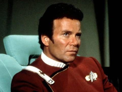 Captain Kirk and Nasa's late night Twitter exchange excites Star Trek fans