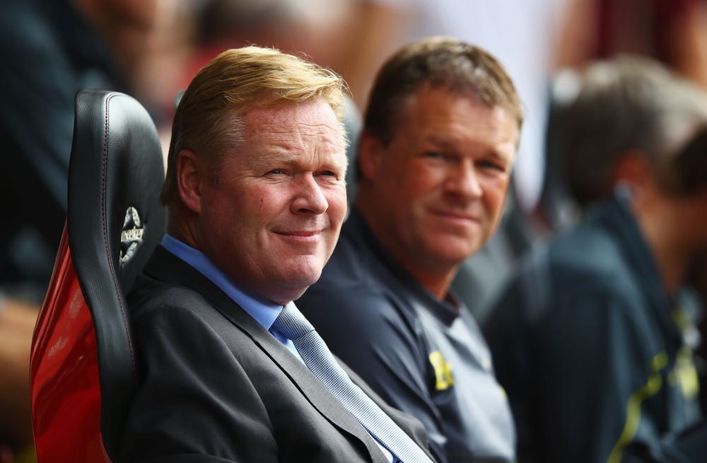 Ronald Koeman and Garry Monk go head-to-head as Southampton take on Swansea