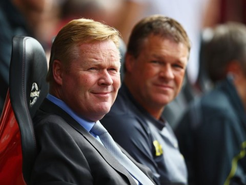 Ronald Koeman and Garry Monk go head-to-head as Southampton take on Swansea