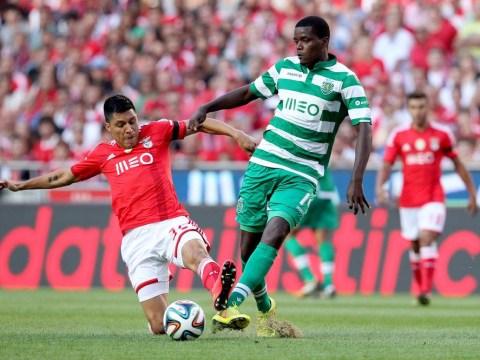 Arsenal's William Carvalho interest 'not dead' despite transfer deadline approaching