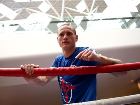 British boxer George Groves keen to team up with Carl Froch's old trainer Robert McCracken
