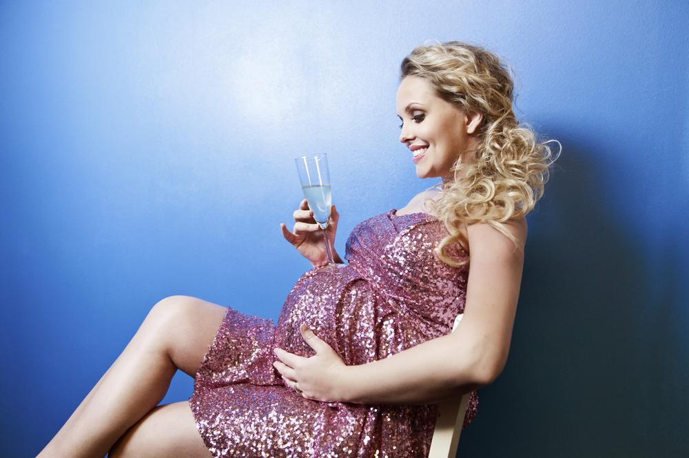 This is how much alcohol you can have during pregnancy before it harms newborn's mental health
