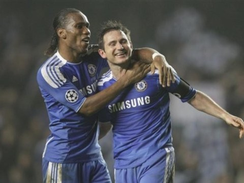 Didier Drogba can't wait to be reunited with 'partner in crime' Frank Lampard as Chelsea travel to Manchester City