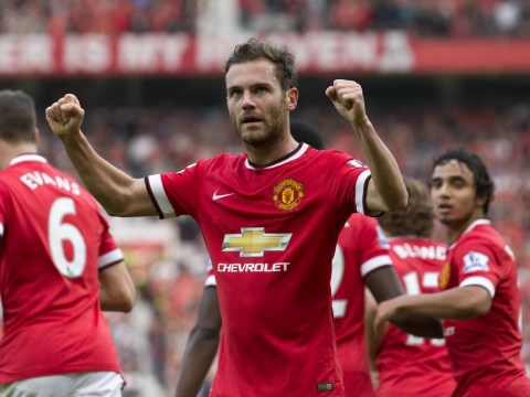 Louis van Gaal drops Juan Mata ahead of Leicester City clash, Manchester United fans left unimpressed on Twitter