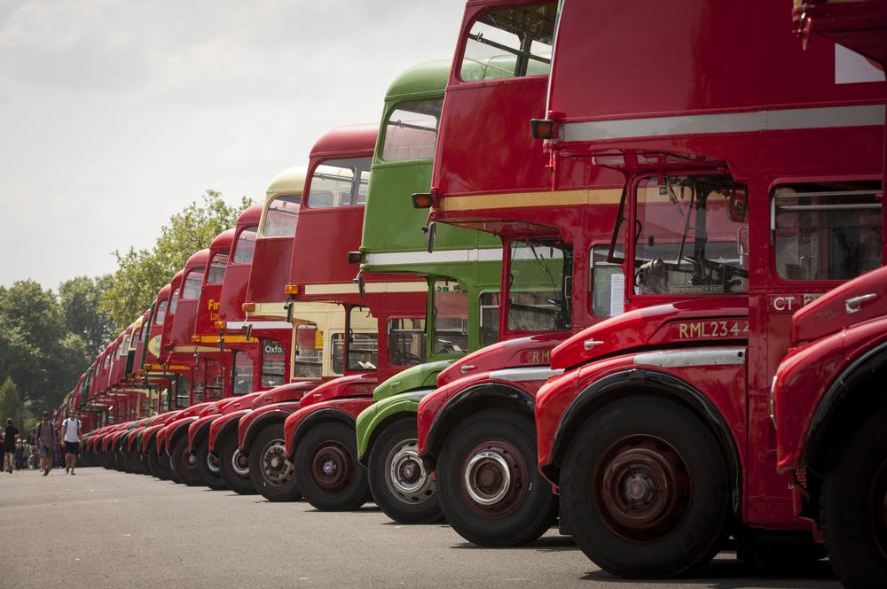 Routemaster 60th anniversary