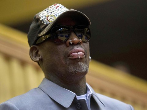 Dennis Rodman rejects claims he's going to 'talk sense' into Islamic State fighters