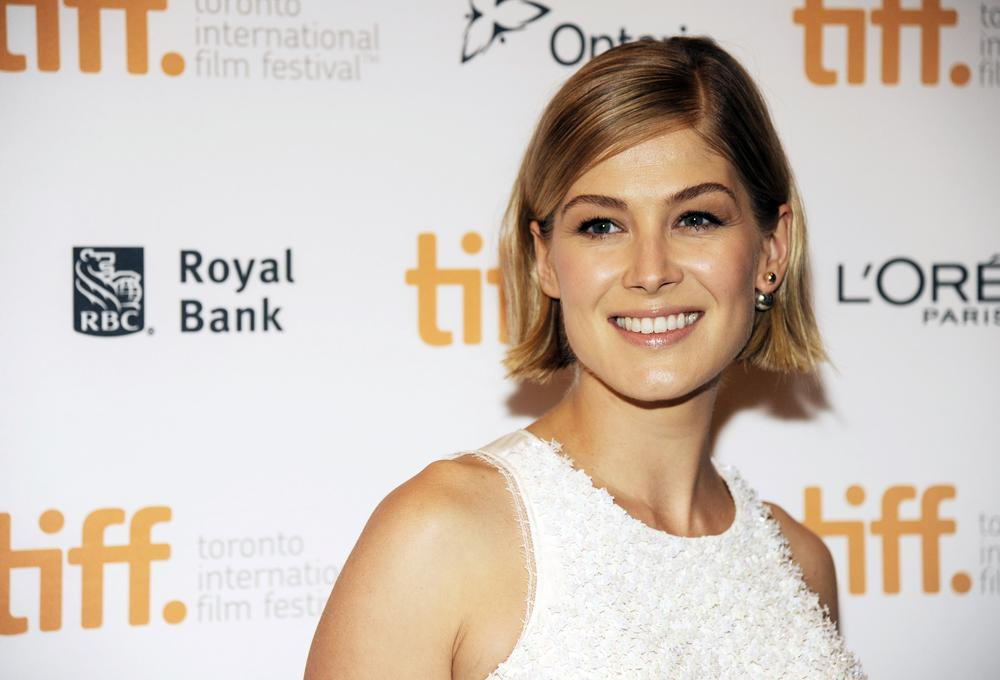 Gone Girl – six reasons to love Rosamund Pike