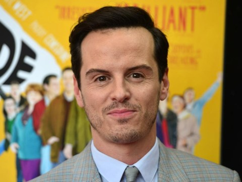 Sherlock star Andrew Scott: Being gay doesn't harm your acting career