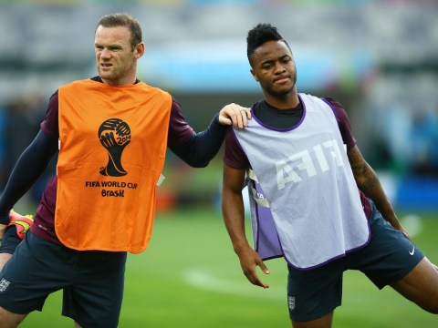 Raheem Sterling can (unfortunately) be Liverpool's Marc Overmars, predicts Wayne Rooney