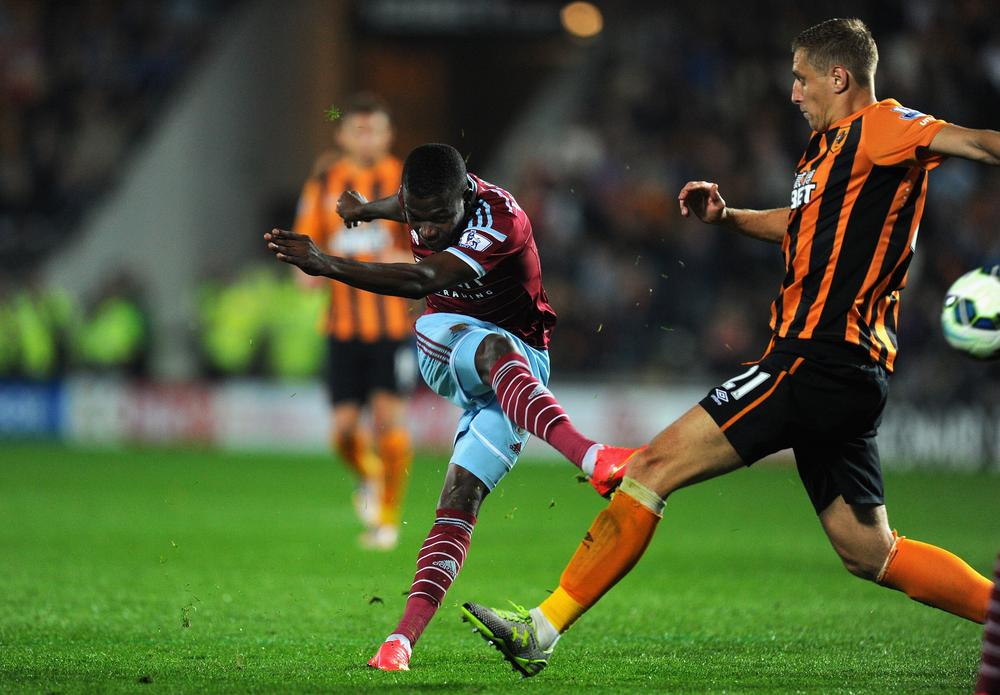 Enner Valencia scores sublime goal on West Ham Premier League debut in Hull draw
