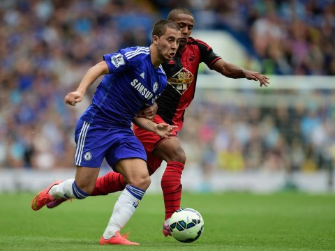 Eden Hazard close to agreeing bumper new Chelsea deal, confirms Jose Mourinho