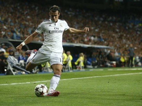 Gareth Bale nets superb goal in Real Madrid's Champions League drubbing of Basel
