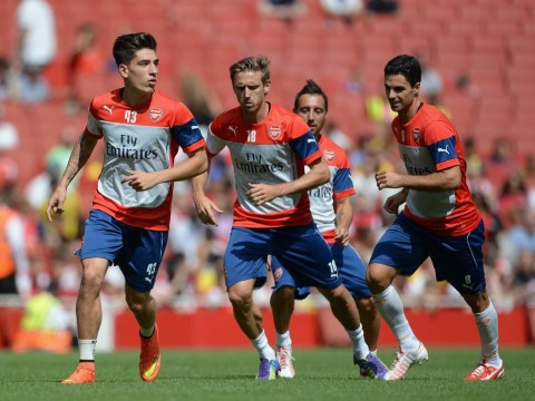 Three Arsenal youngsters who will get game time this season