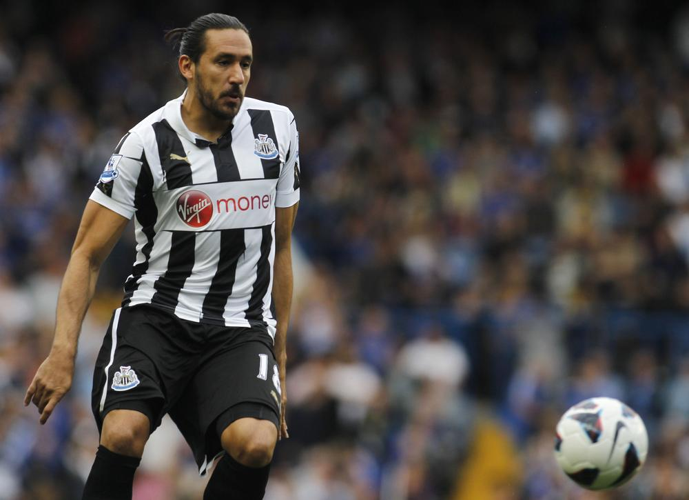 Jonas Gutierrez claims tackle from Bacary Sagna may have saved his life after revealing testicular cancer battle