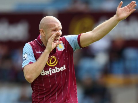 Forget Paul Lambert or Roy Keane – Philippe Senderos was architect of Aston Villa's win at Liverpool
