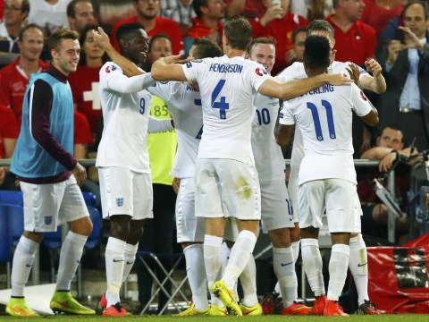 Danny Welbeck brace hands England victory in Euro 2016 qualifier against Switzerland