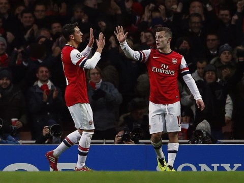 Arsene Wenger compares Jack Wilshere, Mesut Ozil and Aaron Ramsey to Pele, Jairzinho and Rivelino!