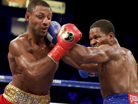 World champion boxer Kell Brook stabbed while on holiday in Tenerife – Amir Khan match in doubt