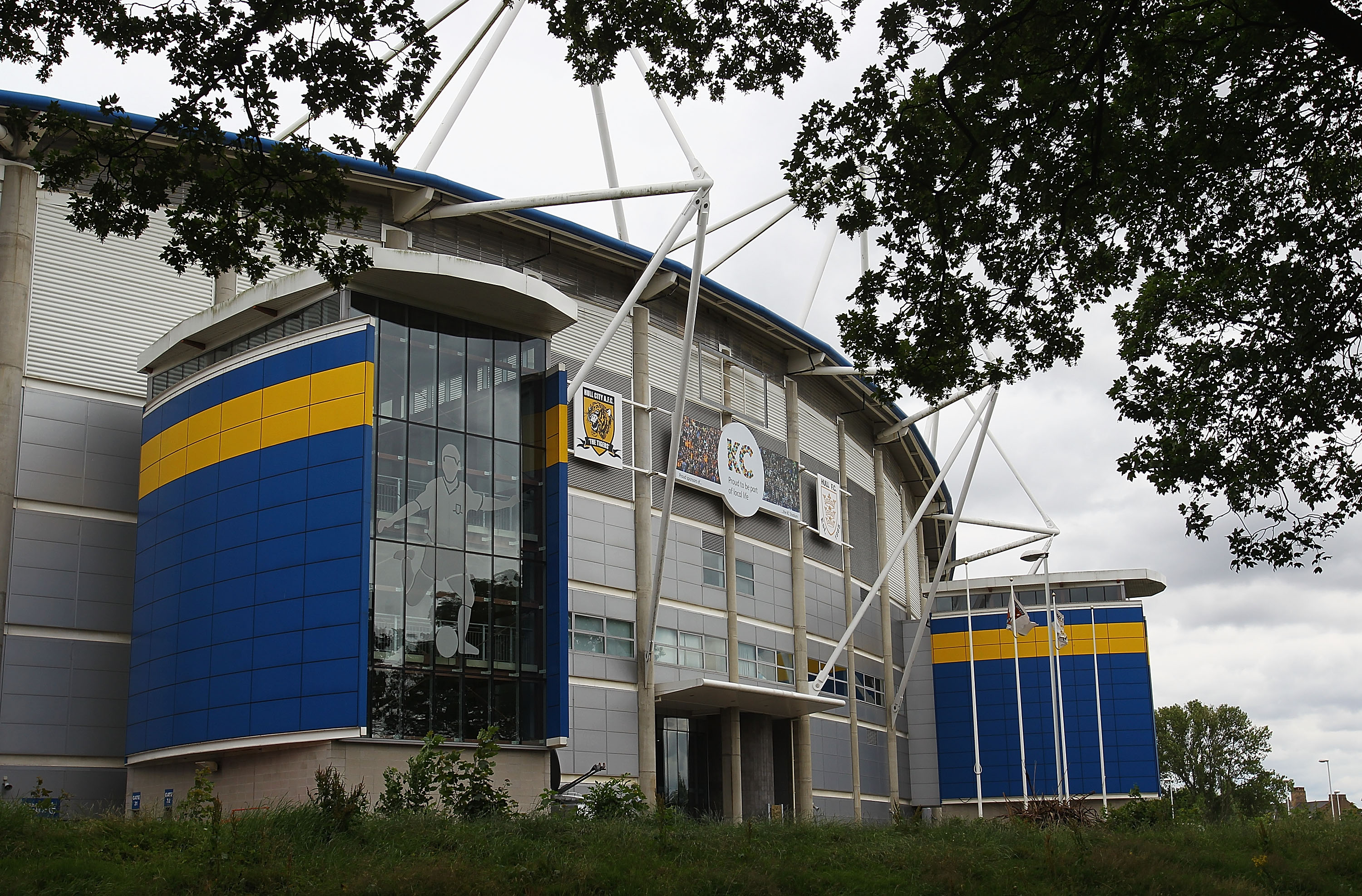 General Views of UK Football Stadiums