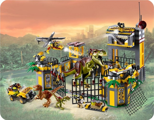 Lego Jurassic World game due next year claims leak | Metro News