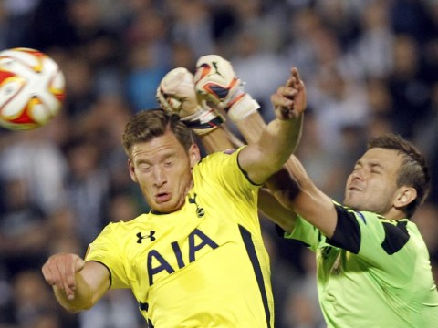 Jan Vertonghen refuses to sign new Tottenham deal, but insists he's happy at White Hart Lane