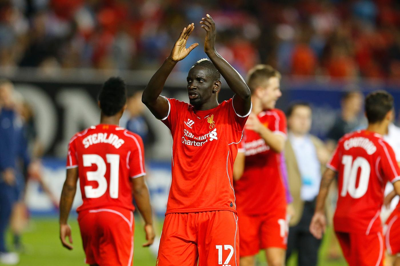 Mamadou Sakho left out of Liverpool's Champions League squad to face Basel after Everton walk-out