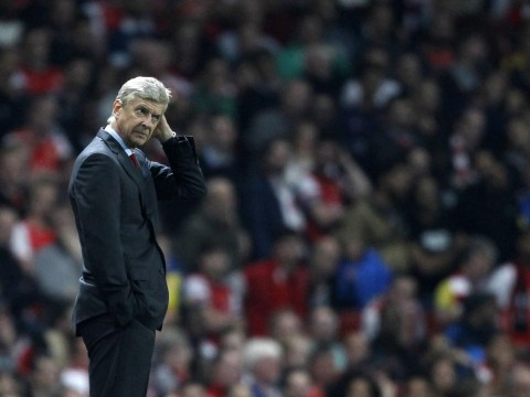 Arsene Wenger is off his rocker if he thinks the best strikers are in the Premier League