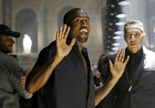Turns out Kanye West *used* to fancy Kim Kardashian's sister, Kourtney