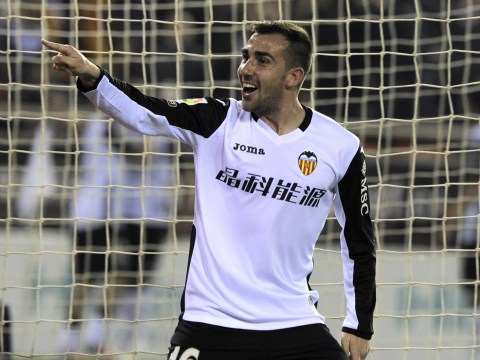 Arsenal and Chelsea set to fight it out for £15million Valencia striker Paco Alcacer