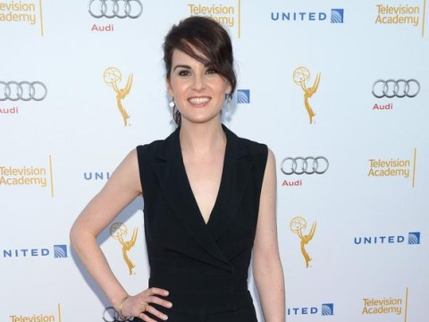 Downton Abbey's Michelle Dockery is getting hitched