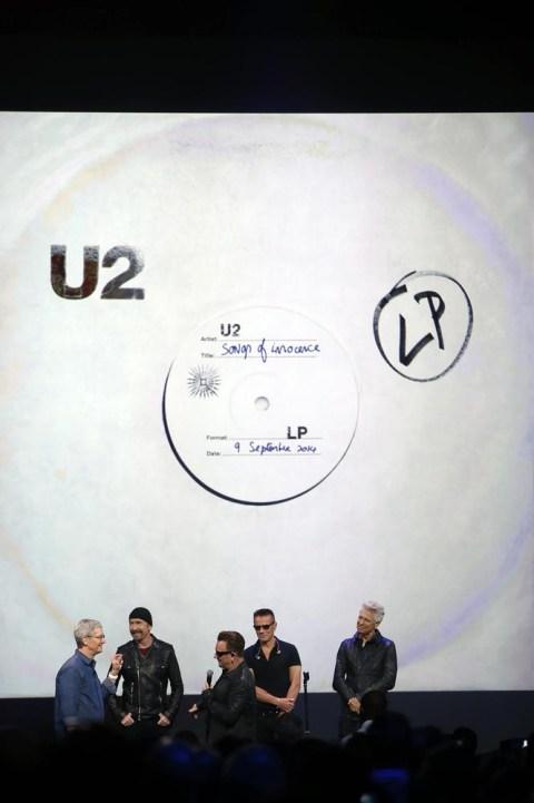How to delete U2's Songs Of Innocence album iTunes help page