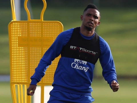 Samuel Eto'o proved worth to Everton with contribution against Wolfsburg in Europa League