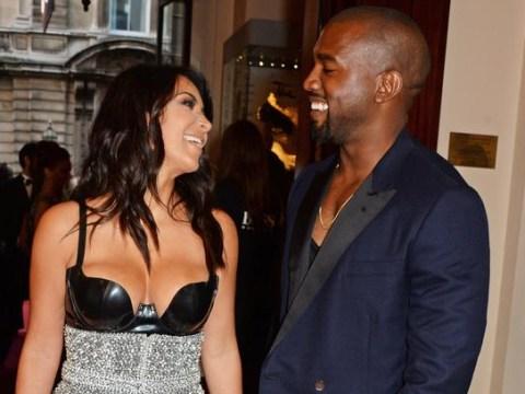 'It's Kim Kardashian WEST': Reality star gets huffy at having name pronounced wrong at GQ Awards 2014