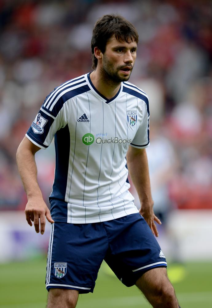 Claudio Yacob does have a future at West Bromwich Albion