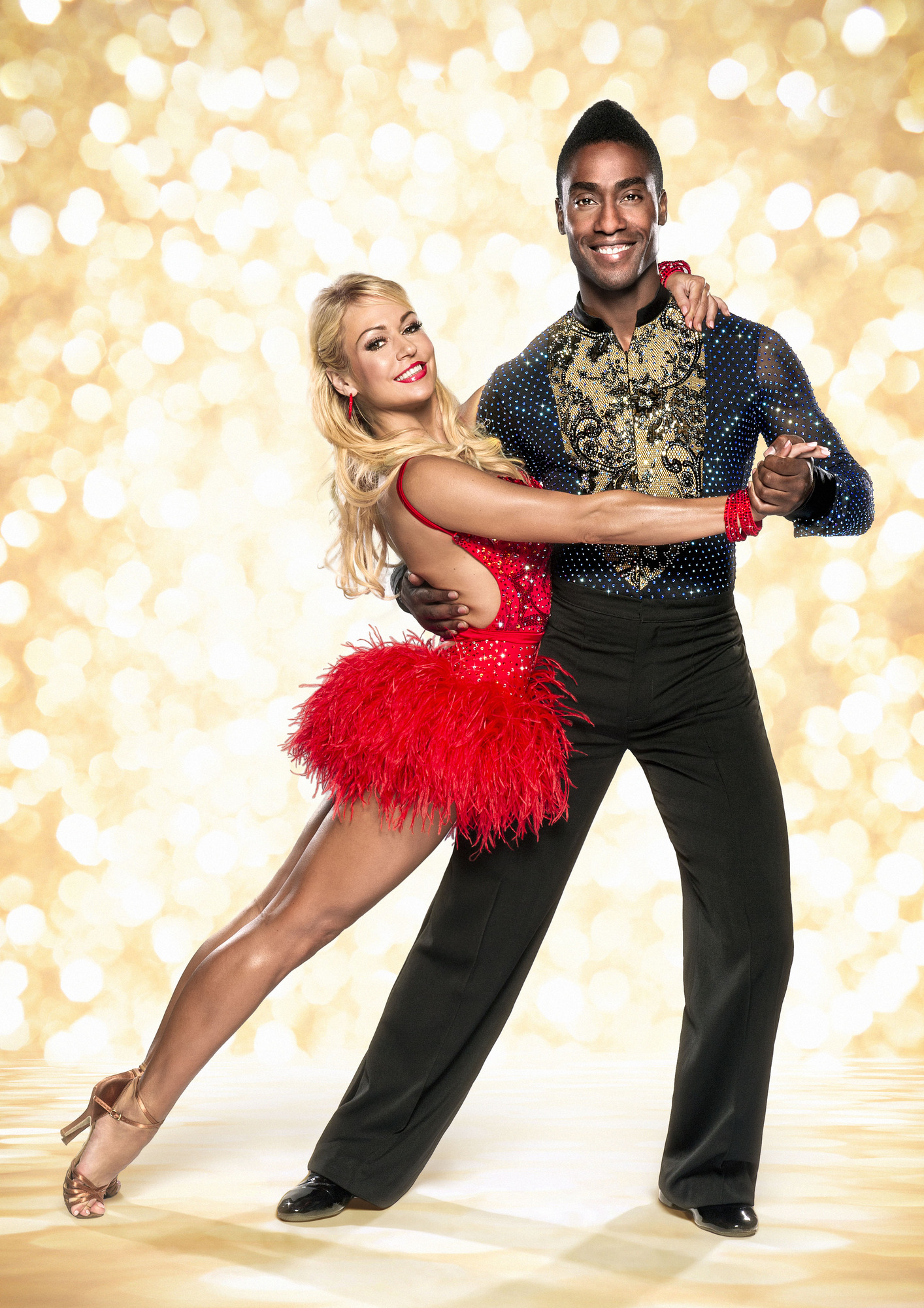 Strictly Come Dancing's Kristina Rihanoff deemed 'too attractive' for married dance partners