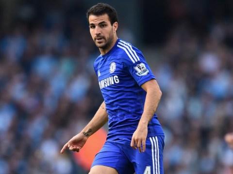 Cesc Fabregas: Arsene Wenger hasn't spoken to me since I made Chelsea transfer