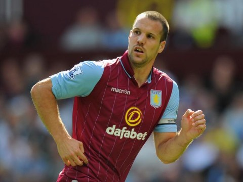 Arsenal and Manchester United to be scuppered in Ron Vlaar pursuit as Aston Villa open talks over new contract