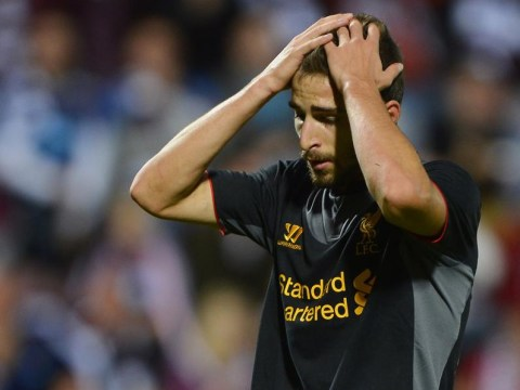 Liverpool's Fabio Borini launches bizarre rant after failed transfers to QPR and Sunderland