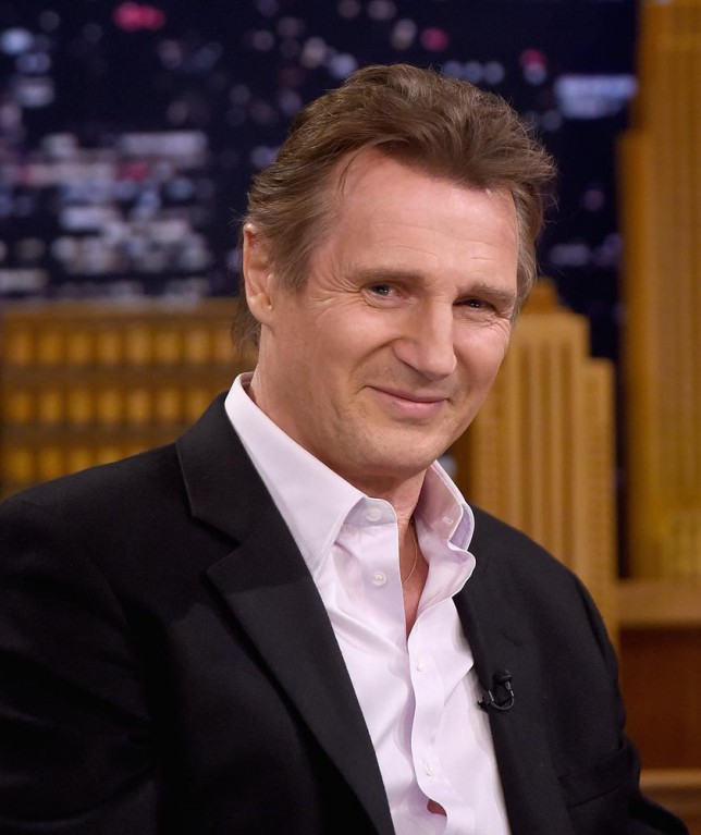 Liam Neeson wants 'stableman' Downton Abbey role
